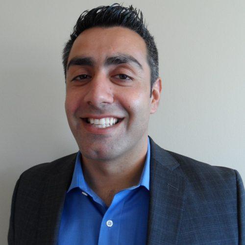 Hamed Yazarlou, Vice President, Sales